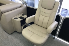2019-Premier-250-Solaris-RF-Pontoon-Boat-Port-Side-Captains-Chair