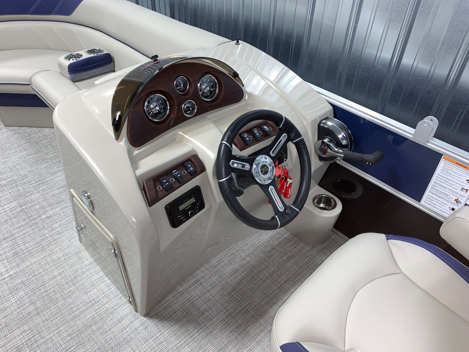 2020-Berkshire-22CL-LE-Pontoon-Boat-Dash-And-Helm-1
