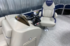 2020-Berkshire-22CL-LE-Pontoon-Boat-Captains-Chair-And-Helm
