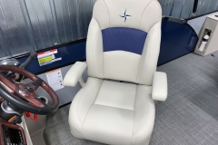 2020-Berkshire-23CL-STS-Tritoon-Boat-Captains-Chair