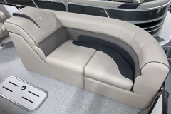Changing Room Lounge of a 2020 Premier 230 Solaris PTX Tritoon