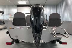 Mercury 115HP Motor of a 2020 Smoker Craft 172 Explorer Fish And Ski Boat