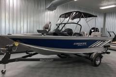 Fisherman's Top of a 2020 Smoker Craft 182 Pro Mag Fishing Boat