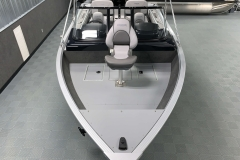 Interior Bow Layout of a 2020 Smoker Craft 182 Pro Mag Fishing Boat