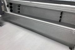 Rod Storage of a 2020 Smoker Craft Phantom 18 X2 Fishing Boat