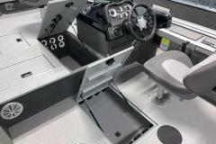 2020-Smoker-Craft-161-Pro-Angler-XL-Sub-Floor-Rod-Storage
