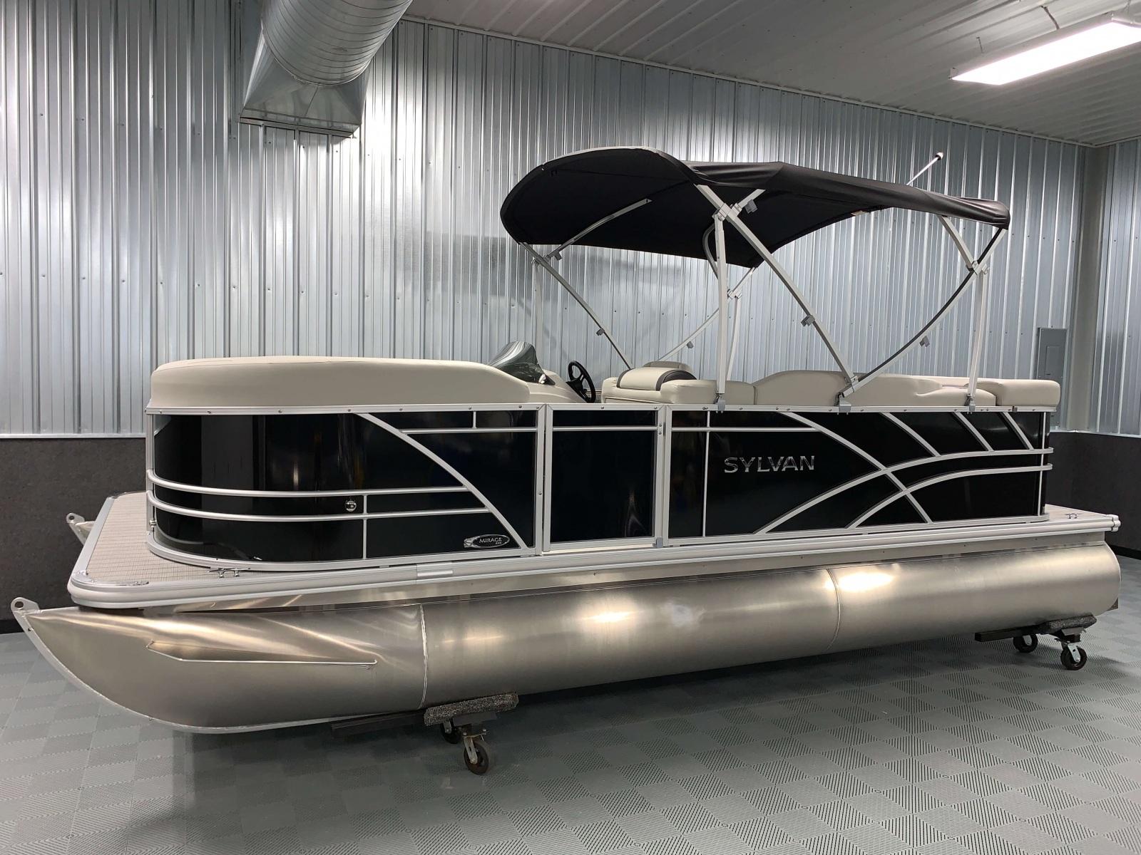 2020-Sylvan-Mirage-820-Cruise-Pontoon-Black-6