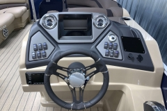L Series Driver's Console of a 2020 Sylvan L1 Cruise Pontoon 2