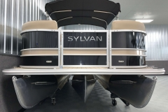 Performance Tritoon Package of a 2020 Sylvan L1 LZ Tritoon