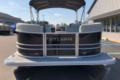 Black Exterior of a 2020 Sylvan Mirage 8520 Cruise-N-Fish Pontoon 2
