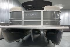 Tritoon Package of a 2020 Sylvan Mirage 8520 Cruise Tritoon