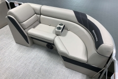 Interior Furniture of the 2021 Berkshire 22CL LE Pontoon Boat