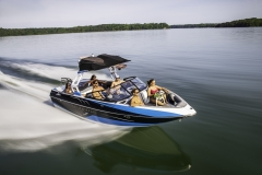 Superior Performance of the 2021 Moomba Craz Wake Boat
