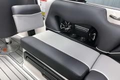 Rear Facing Seat Back Kit of the 2021 Moomba Craz Wake Boat