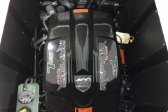 6.2L Ford Raptor Motor of the 2021 Moomba Max Wake Boat