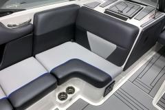 Recessed Glove Box of the 2021 Moomba Max Wake Boat