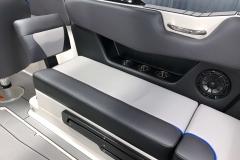 Rear Facing Seat Back Kit of the 2021 Moomba Max Wake Boat