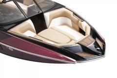 Standard Bow Filler Cushion on a Moomba Mojo Wake Boat