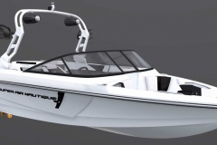 Design Your Own 2021 Nautique 210 Wake Boat