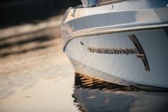 Gold Chromax on the 2021 Nautique 210 Wake Boat