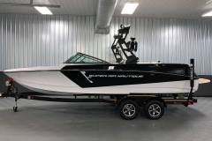 Custom Boatmate Trailer of the 2021 Nautique 230 Wake Boat