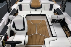 15 Passenger Capacity of the 2021 Nautique 230 Wake Boat