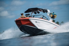 Performance of the 2021 Nautique G23 Wake Boat