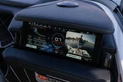 LINC Panoray Touchscreen of a 2021 Nautique GS20 Wake Boat