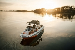 17 Passenger Capacity of the 2021 Nautique GS24 Wake Boat
