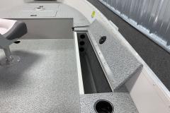 Lockable Rod Storage 2021 Smoker Craft 14 TL Angler Fishing Boat