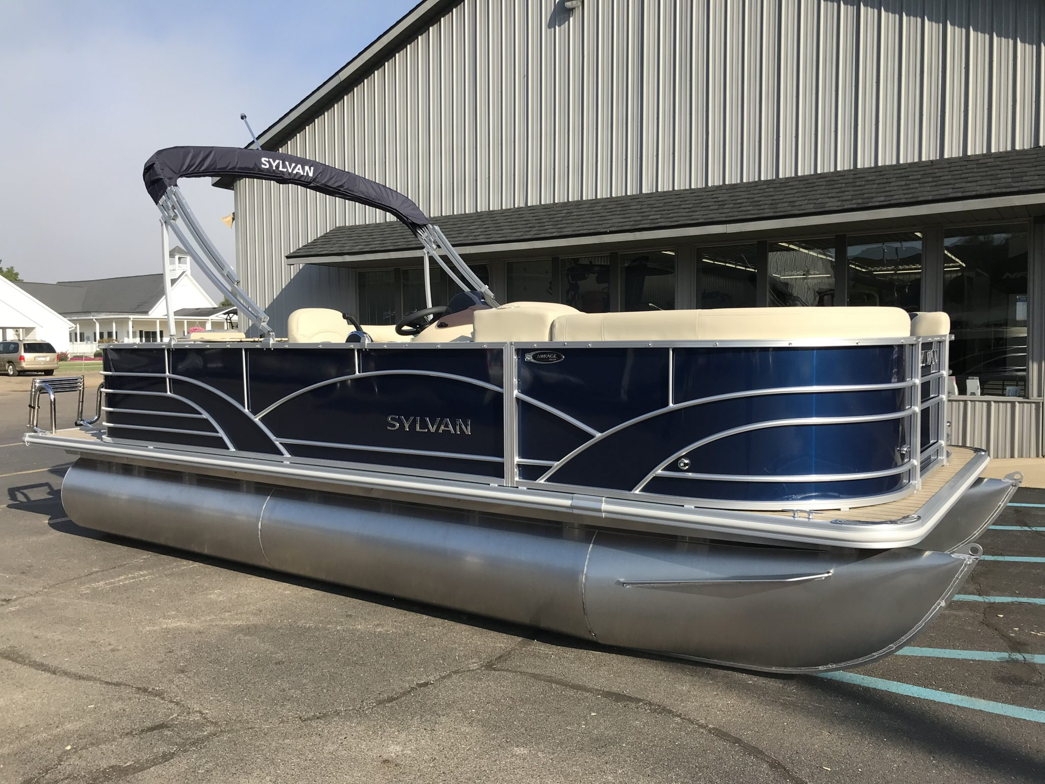 Sylvan 8520 Cruise-n-Fish Blue 1