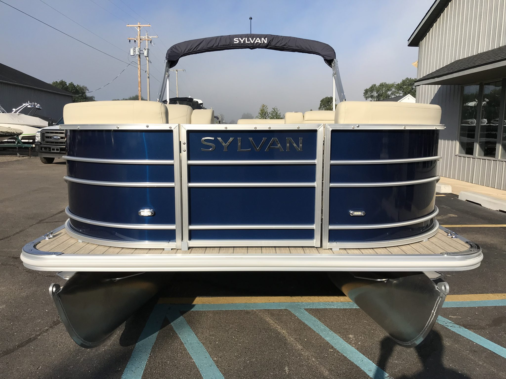 Sylvan 8520 Cruise-n-Fish Blue 2