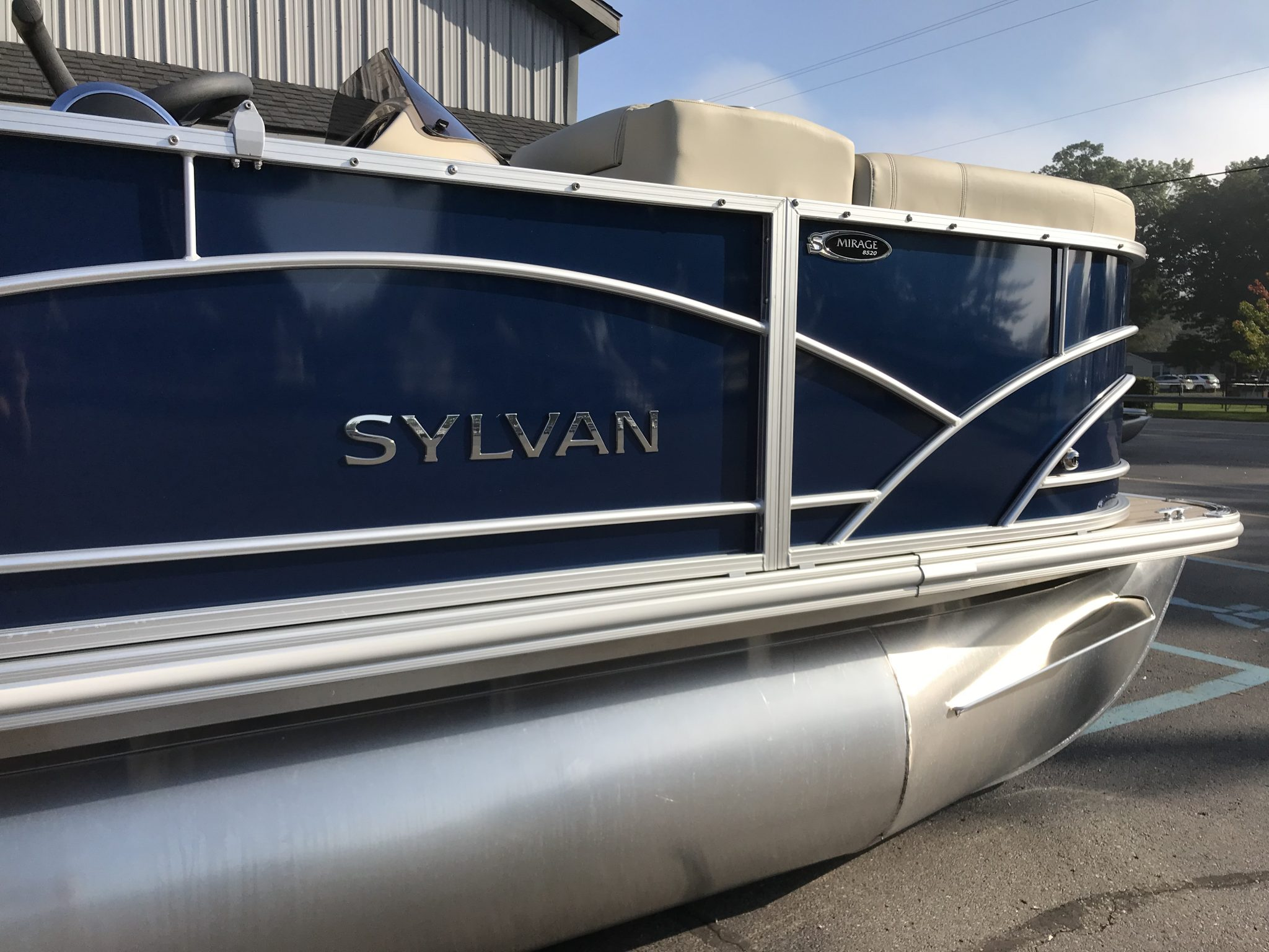Sylvan 8520 Cruise-n-Fish Blue 4