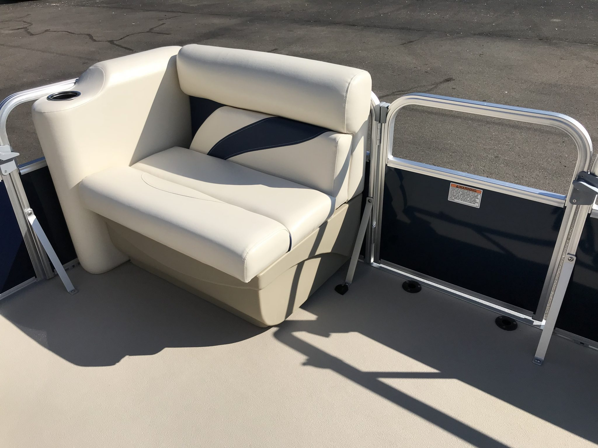 2019 SunChaser 816 Cruise Interior Bow Seating 2