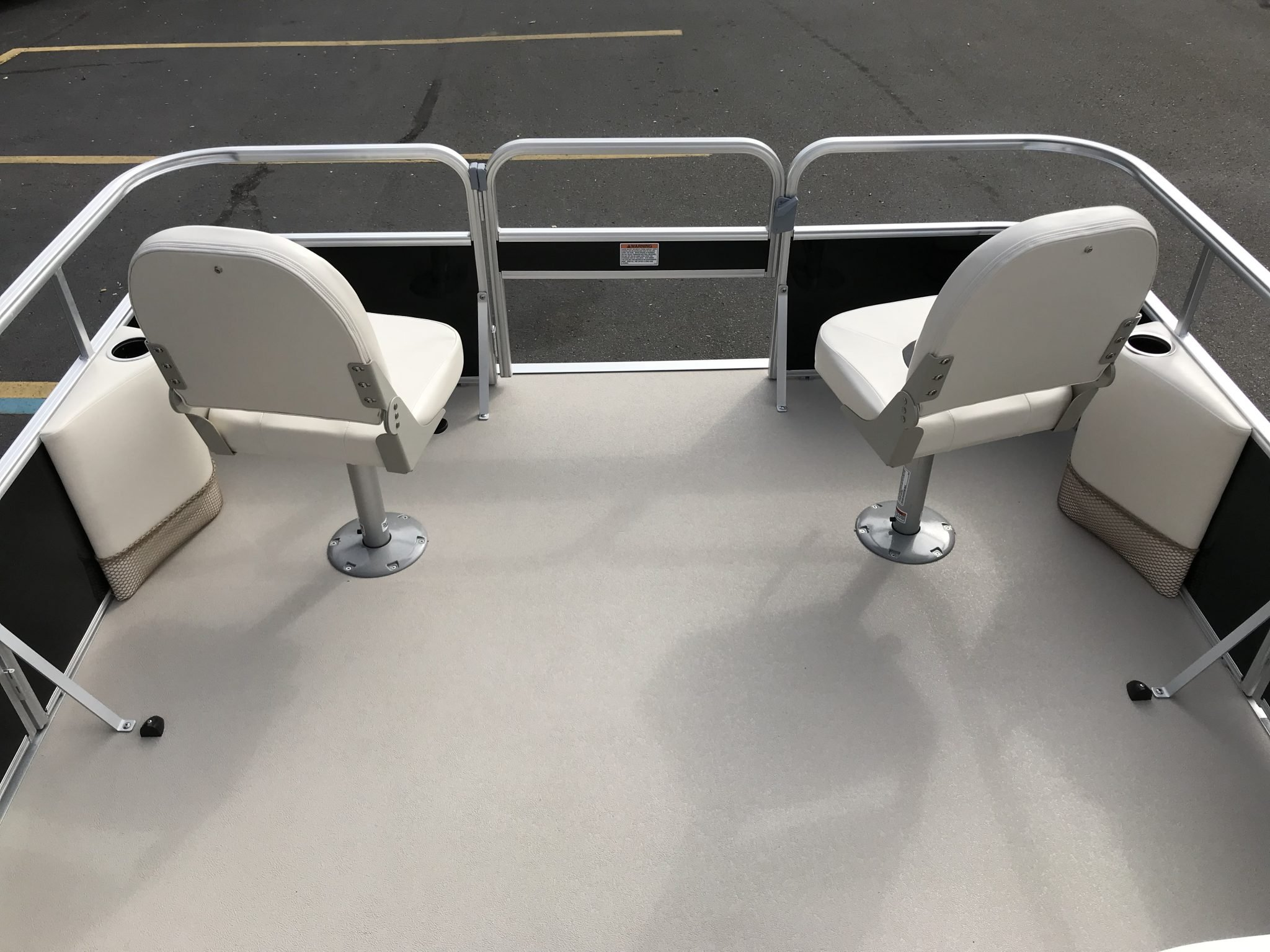 2019 SunChaser 818 4.0 Interior Bow Seating