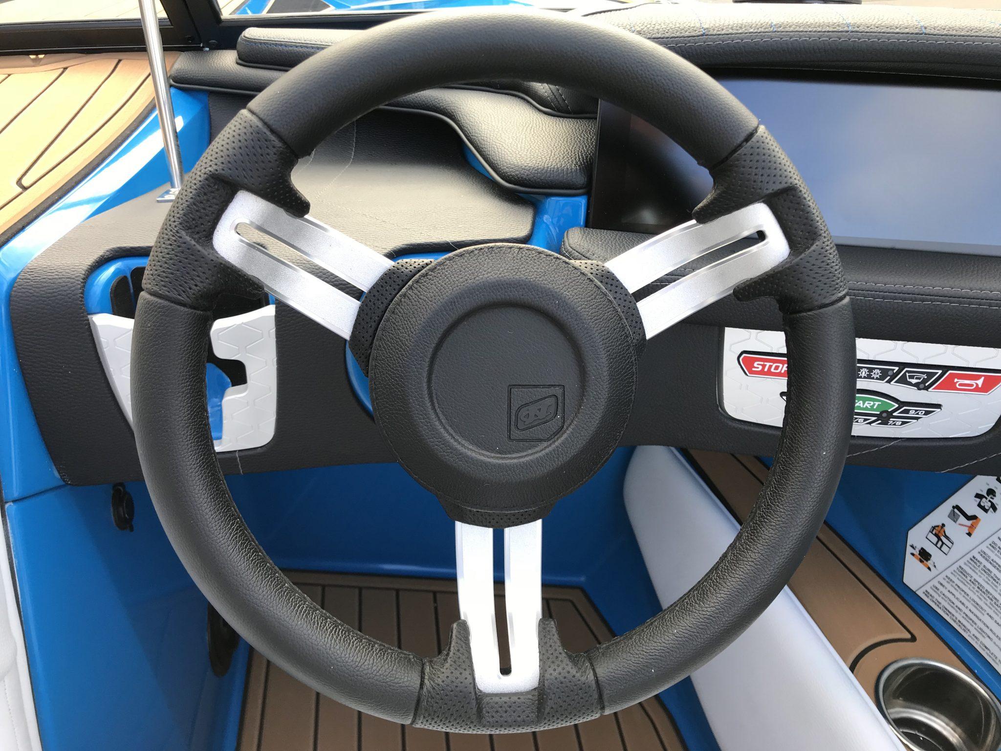 2019 Ski Nautique Steering Wheel