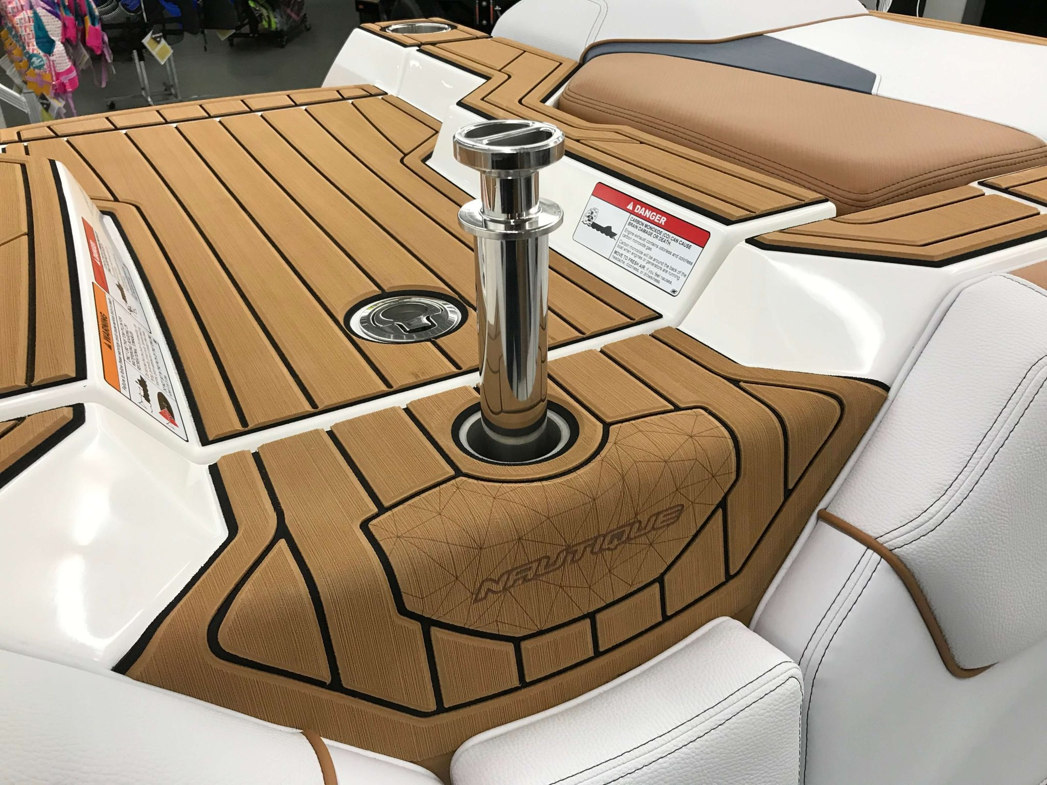 2019 Nautique GS22 Pop Up Ski Pylon 1