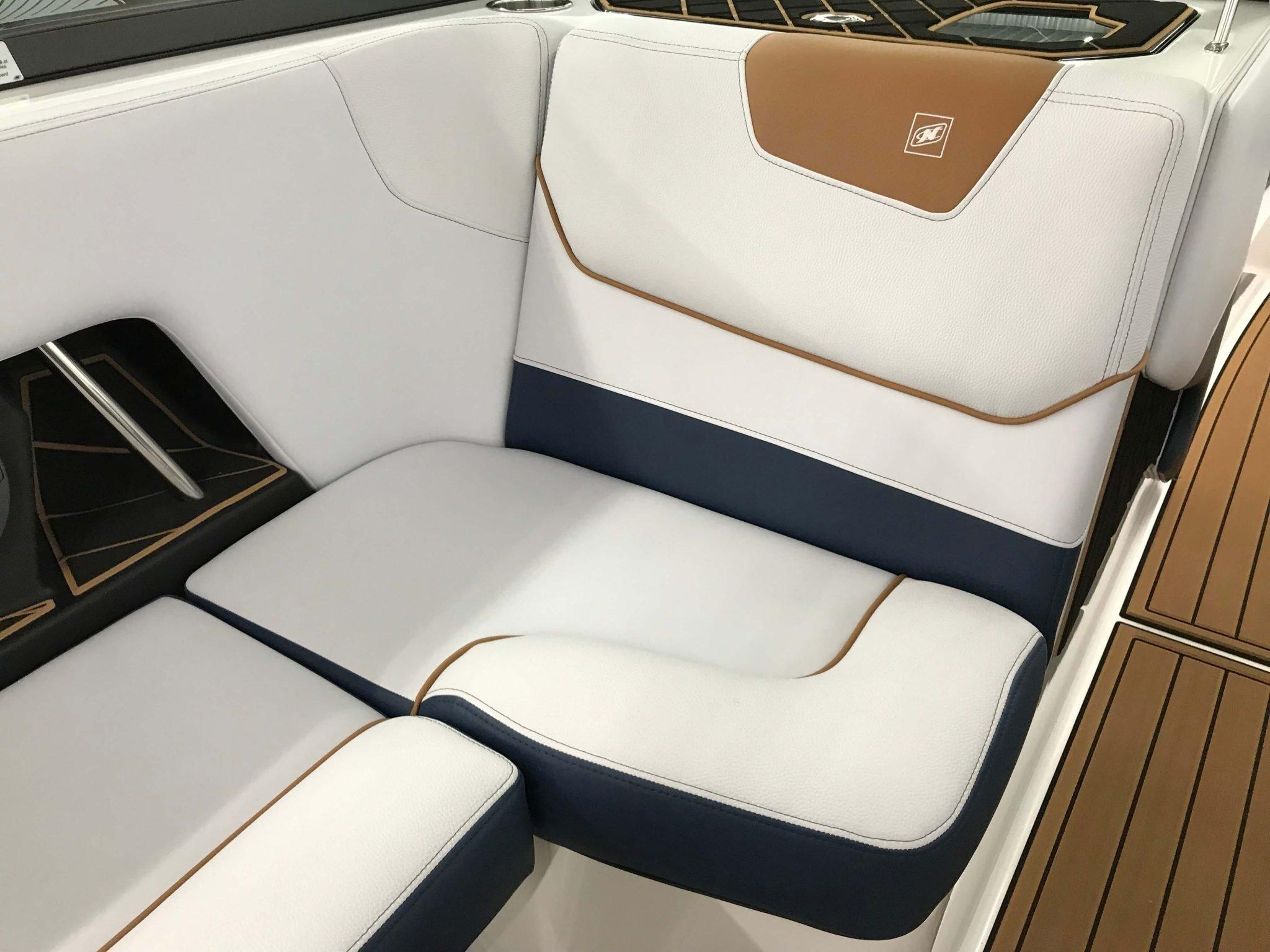 2019 Nautique GS22 Observer Seat 2