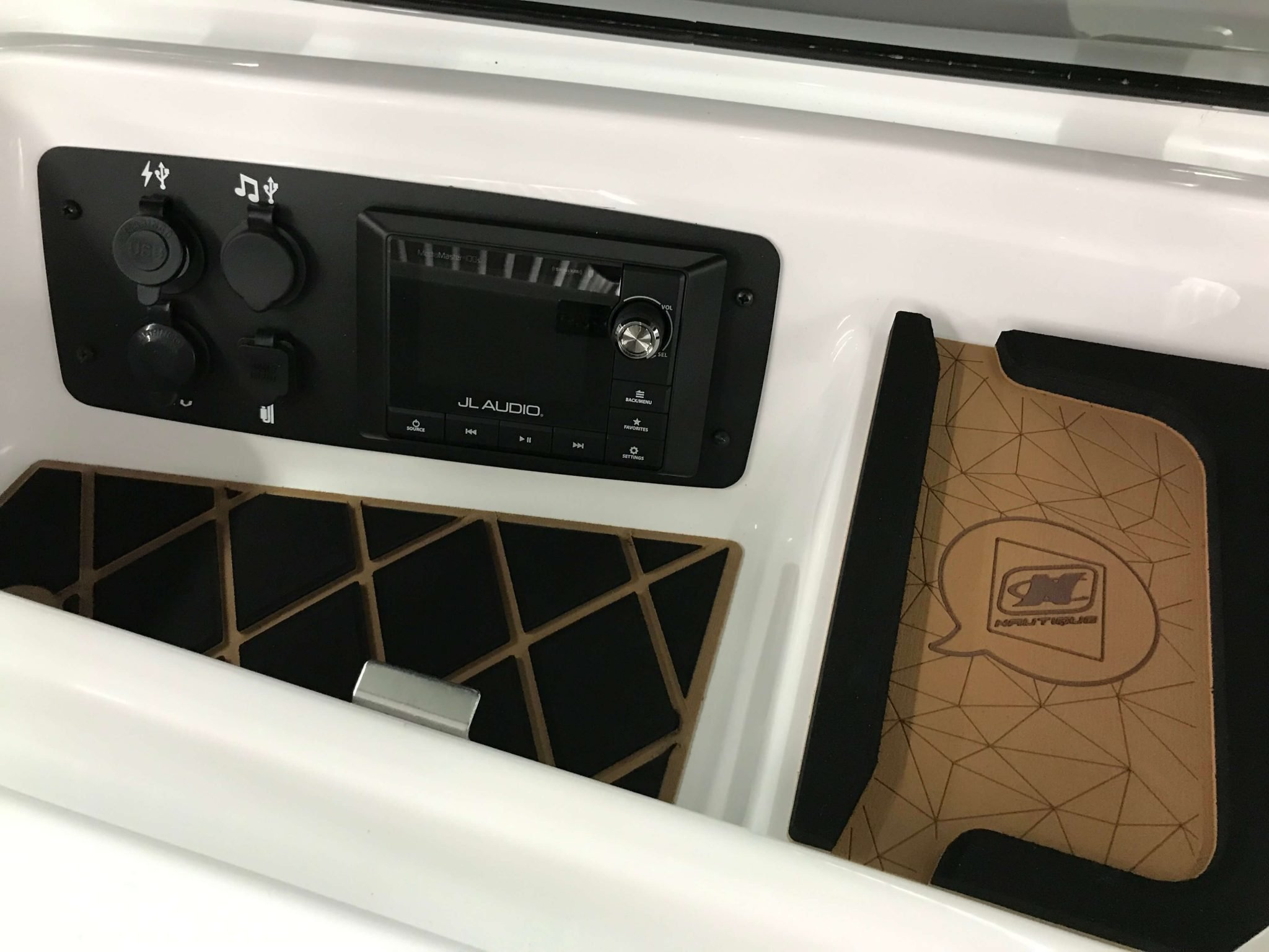 2019 Nautique GS22 Glove Box 2