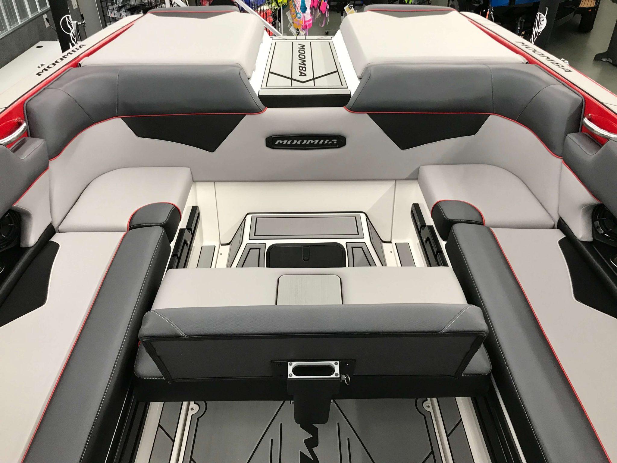 2019 Moomba Makai Sliding Rear Seat 4