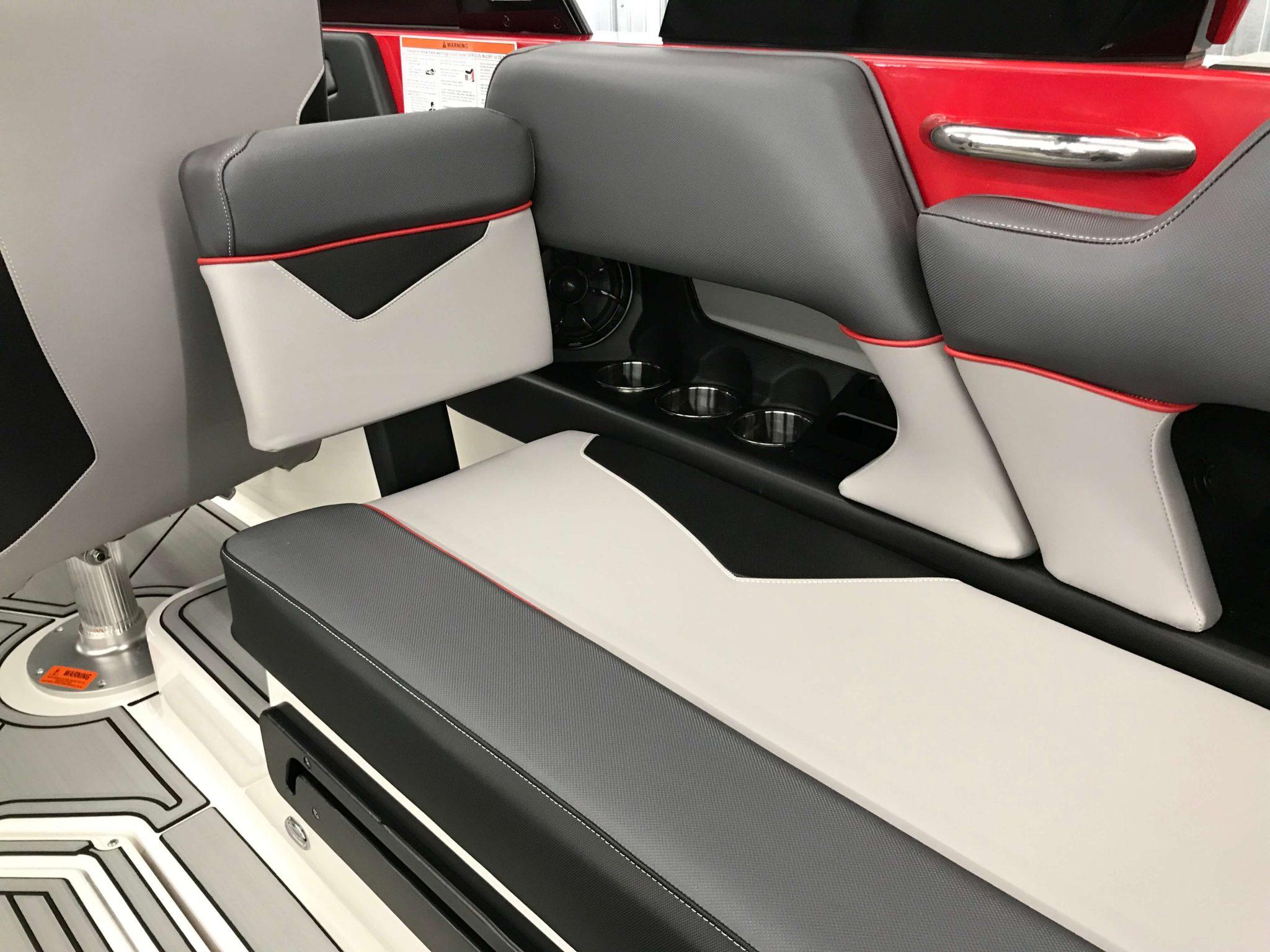 2019 Moomba Makai Rear Facing Seat Back Kit