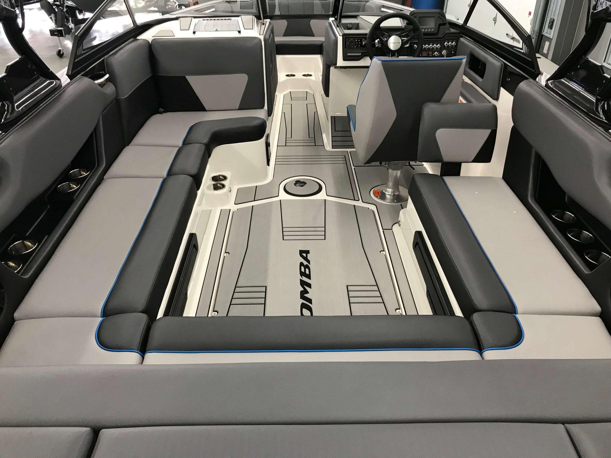 2019 Moomba Max Cockpit 1