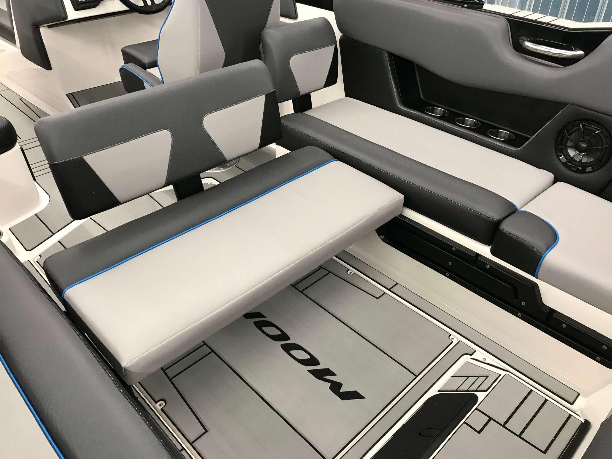 2019 Moomba Max Rear Sliding Seat 2