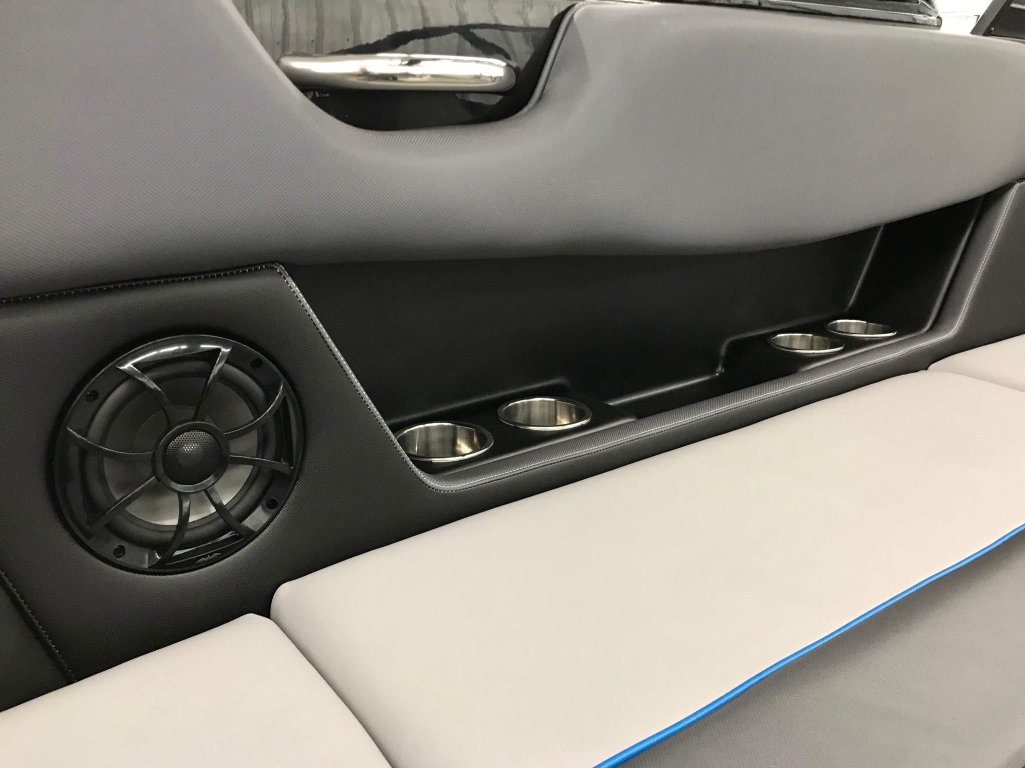 2019 Moomba Max Wetsounds Cockpit Speakers 1