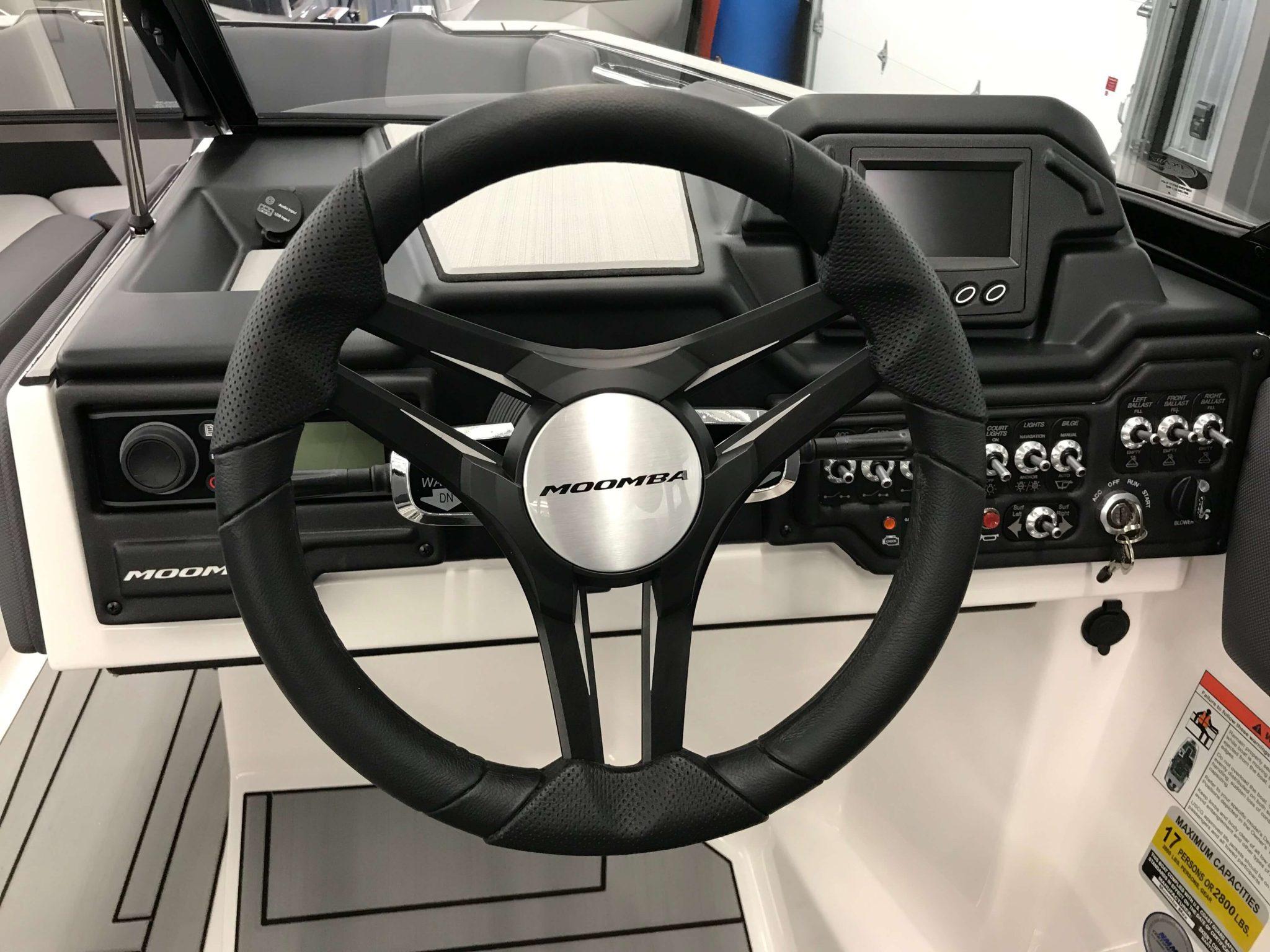 2019 Moomba Max Steering Wheel