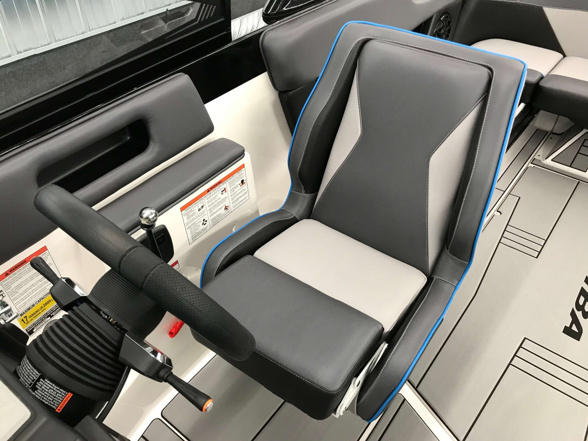2019 Moomba Max Captains Chair 1