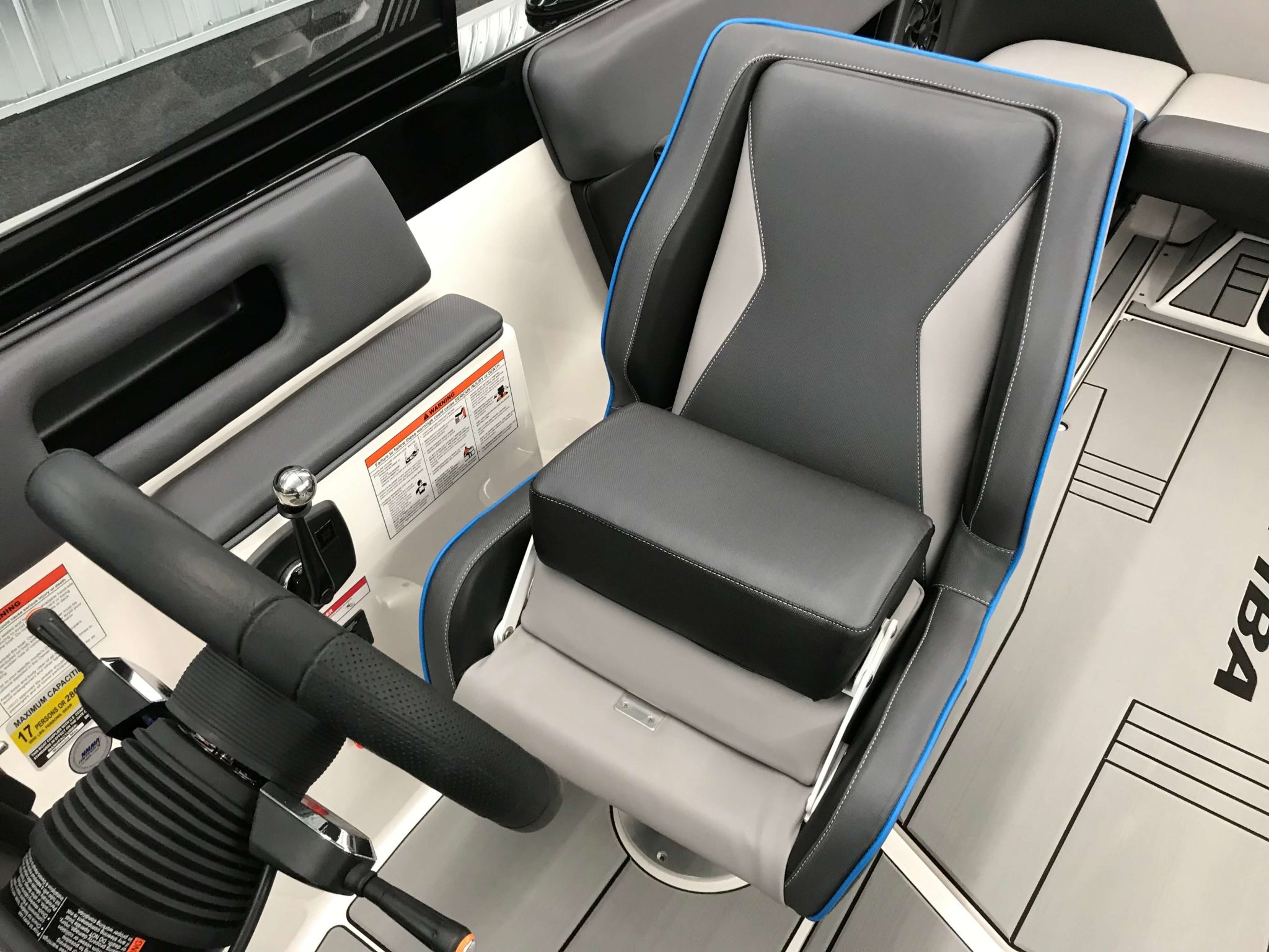 2019 Moomba Max Captains Chair 3