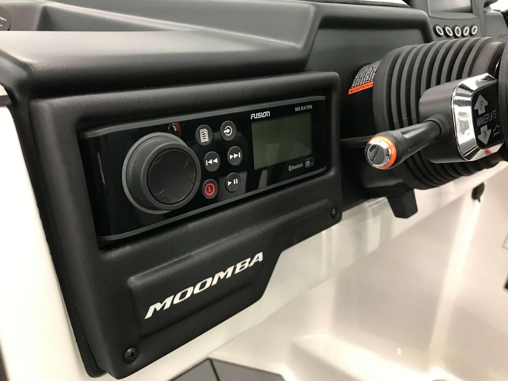 2019 Moomba Max Fusion Stereo