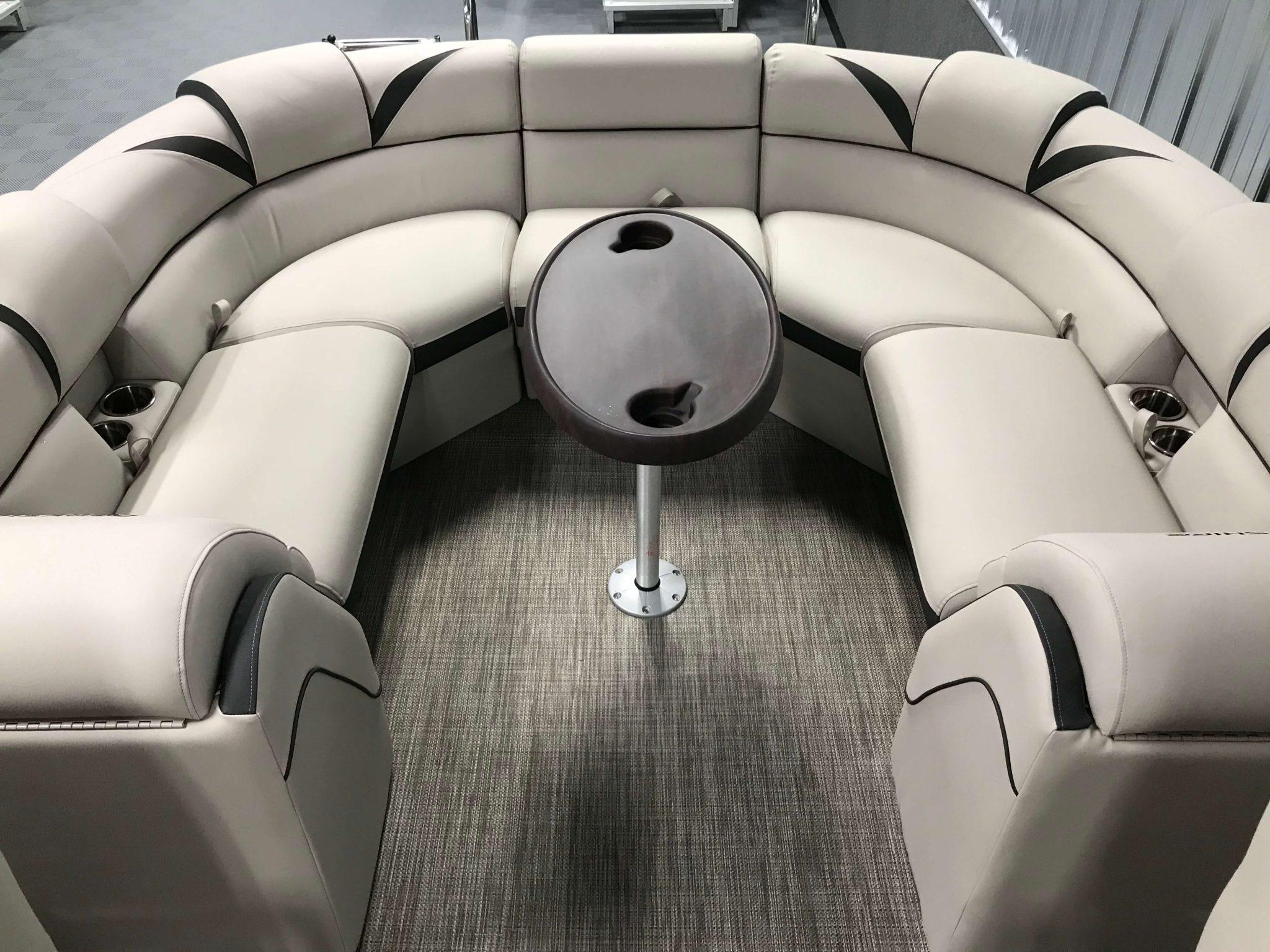 2019 Berkshire 23RFX STS Deluxe Interior Cockpit Layout 3