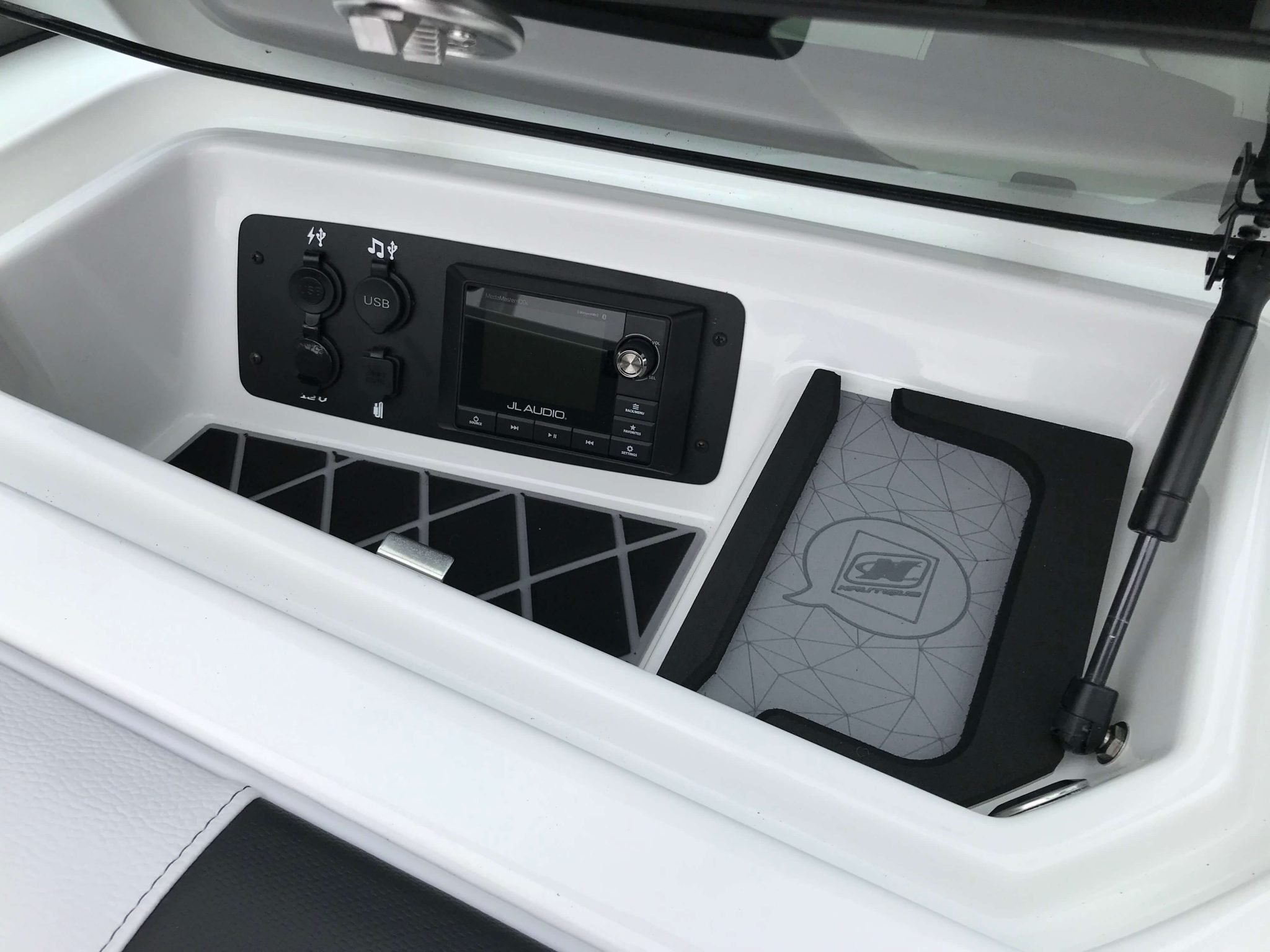 2019 Nautique GS20 Glove Box 2